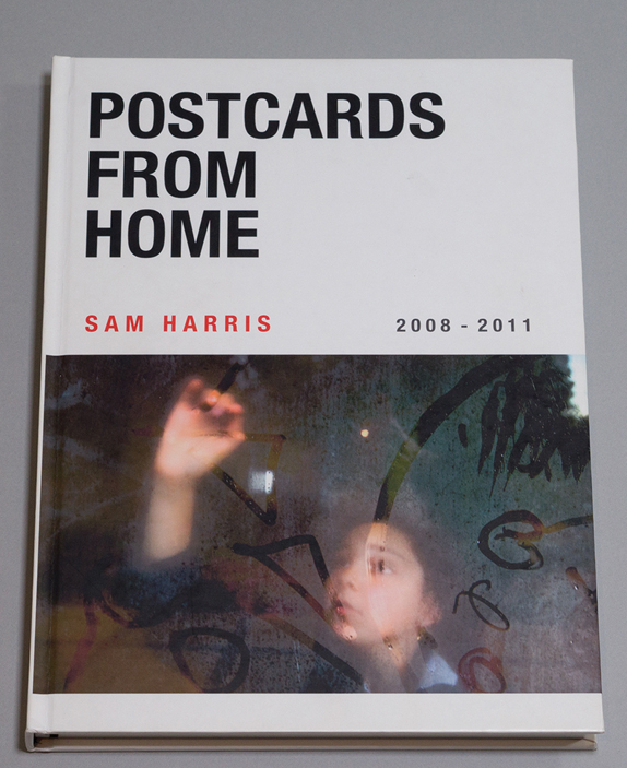 © Sam Harris. Postcards from Home.