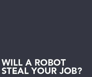Will robot setal your job