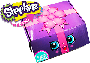 Shopkins subscription box announced