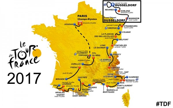 Not the easiest edition of the TDF to navigate, the 2017 event included some big transfer days.