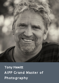 Tony HewittAIPP Grand Master of Photography