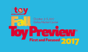 US Fall Toy Preview 2017 registration now open