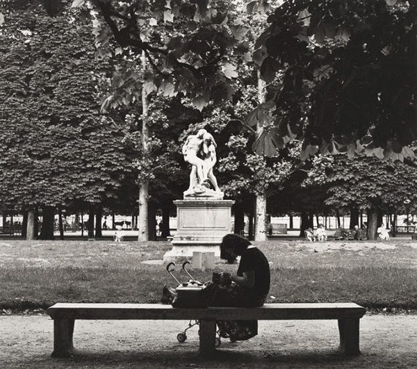 Alexandre Jardin Amazon Of Max Dupain 39 S Paris Images At Art Gallery Nsw Australian