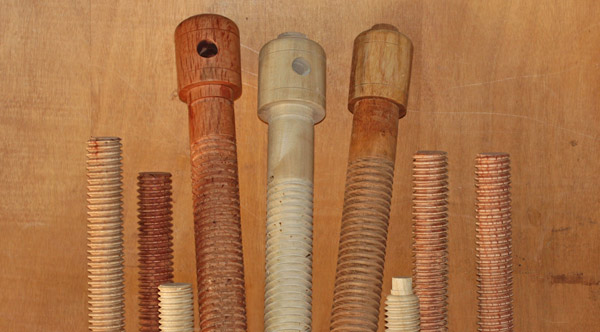 Wood screw threads part 2