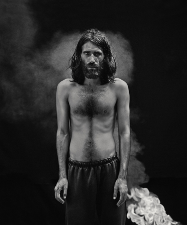 Hoda Afshar was not only the winner of the $30 000 William and Winifred Bowness Photography Prize (2018) for her photograph, Portrait of Behrouz Boochani, Manus Island (2018), but was also awarded the Sotheby's Australia People's Choice Award.