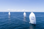 Penalty time at La Solitaire Le Figaro while Eliès focuses on a bounce-back
