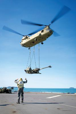 Chinook sustainment - an Army perspective