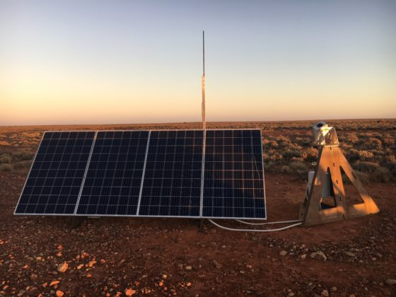 The FireOPAL project has used an adaptation of Curtin University's Desert Fireball Network to track satellites and space debris.