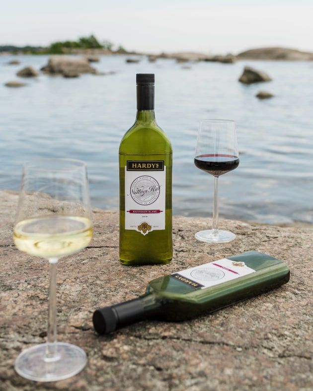 As part of the Accolade Wines partnership with Garçon Wines, Australian wine brand Hardys has already successfully launched in Finland, with Sweden and Denmark soon to follow. Photo credit: Viinilinna, Aino Maaranta.