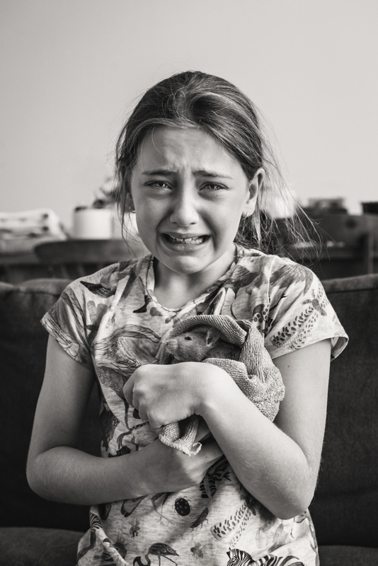 People's Choice winner, Farewell by Kelly Champion. Grace cradles her beloved pet rat, Milkshakes she mourns her loss and says last goodbyes before Milkshake's burial.