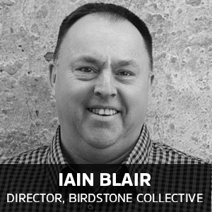 Iain Blair