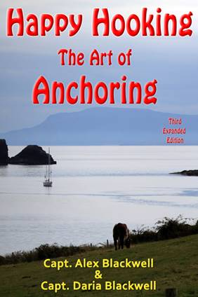 Third edition of Happy Hooking - The Art of Anchoring
