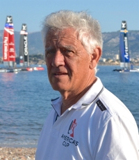 The America's Cup Hall of Fame to induct Ken McAlpine in 2018