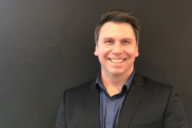Jozef Ceh, SMC Corporation ANZ digital transformation manager