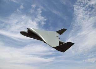 A UAV designed by Adelaide's Mitcham Aviation. Credit: Mitcham Aviation.