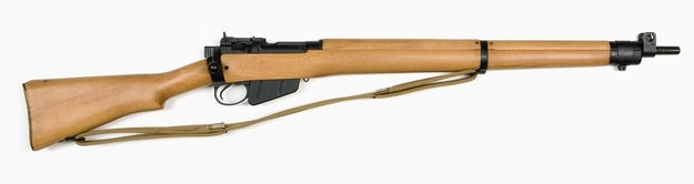 No 4 Lee Enfield .303 Rifle