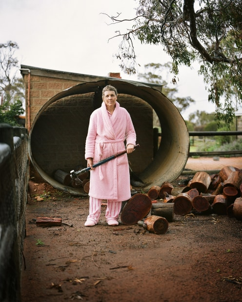 © Claudia Caporn. Featured portfolio, 'Just East of Now' – Australasia's Top Emerging Photographers 2021.