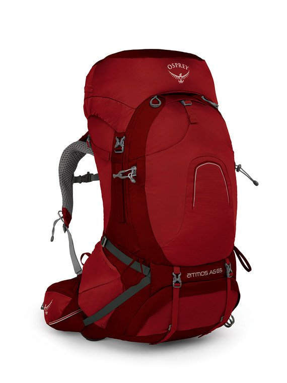 Osprey's Atmos 65l pack