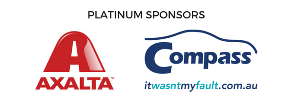 Platinum Sponsors - Bodyshop Awards 2018