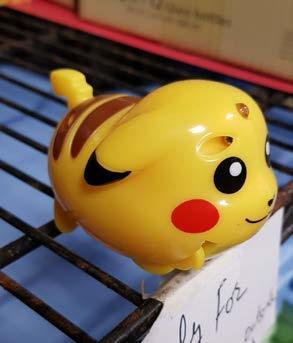 Product safety: Discount Dollar Pokemon and Paw Patrol walking toys recalled