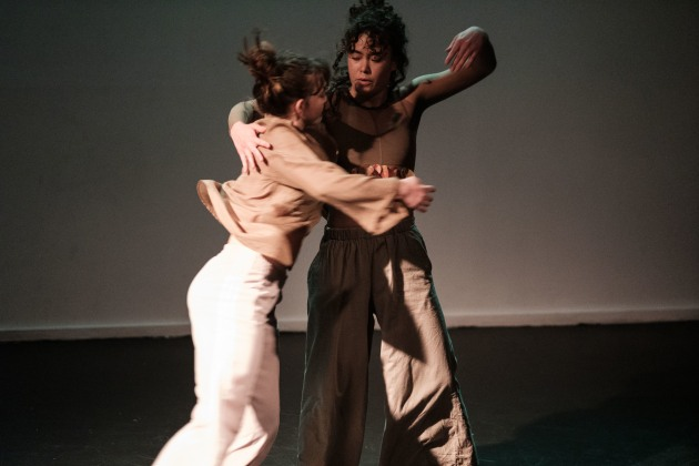 Sydney Experimental Arts Ensemble (S.X.A.E) performing 'Old Life Dead Life'. Photo: Clare Hawley