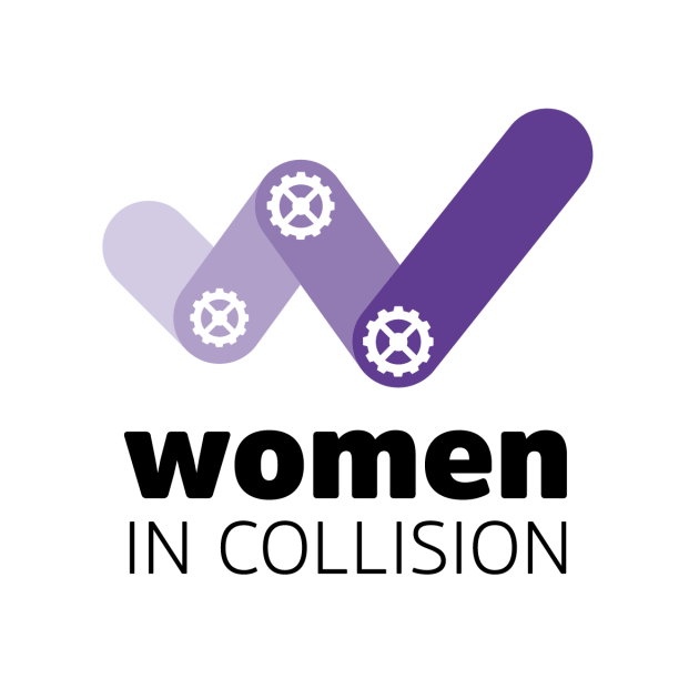 Women in Collision logo