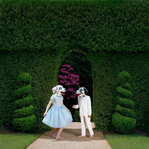 Polixeni Papapetrou. The debutants 2009, from the Between Worlds series 2009. Inkjet print, 105.0 x 105.0 cm Private collection. © the estate of Polixeni Papapetrou, Michael Reid Gallery, Sydney and Jarvis Dooney, Berlin.