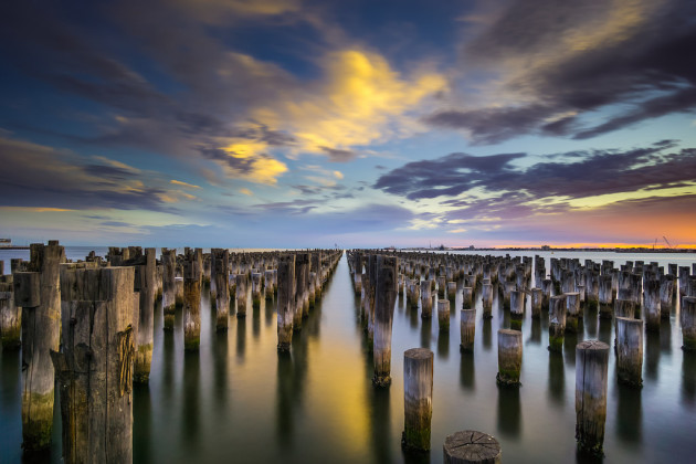 How To Make Your Landscapes Pop Princes Pier After