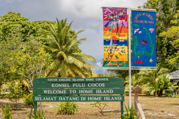 Welcome to Home Island an amazing a little known part of Australia.