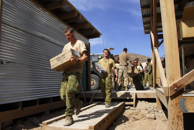 ANAO has released a report into the effectiveness of Defence's arrangements for rations delivery. 