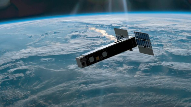 Biarri is the Department of Defence's first foray into CubeSat technologies. Even though Australia is not producing the complete satellites, which are being built in the US, the mission is important for what it teaches us and our partners about formation-flying CubeSats in swarms. Credit: Defence