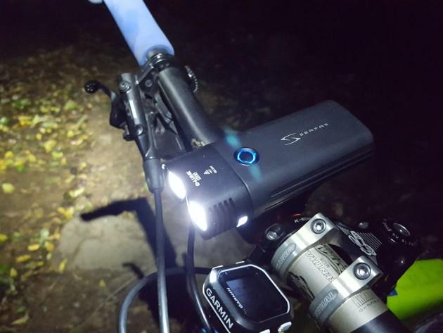 USL-900 Serfas E-Lume 900 Bicycle Headlight