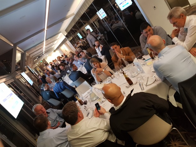 The APPMA Members Dinner was held in Sydney on 11 September.