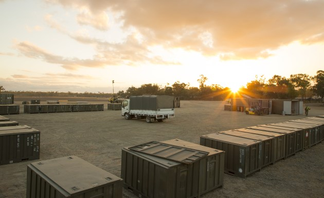 MILIS is responsible for large parts of the ADF's logistics management systems. Credit: Defence