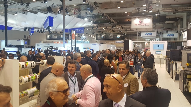 Labelexpo Europe 2019 was packed with guests from around the world.