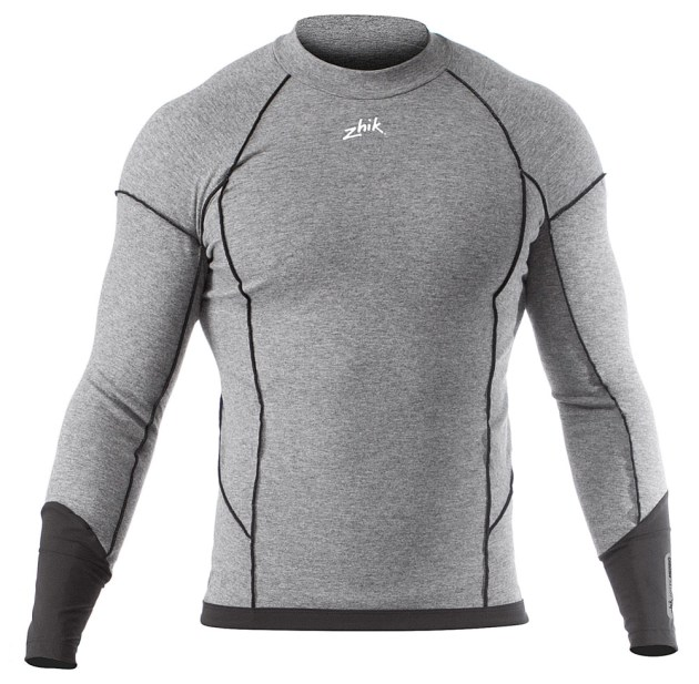 Zhik's new HydroMerino base layer.
