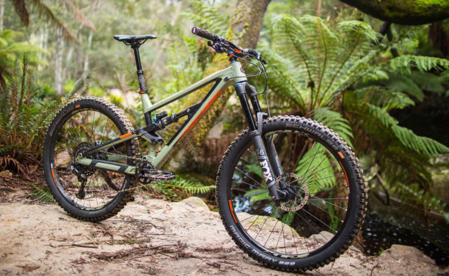 ec0ac96a1 Polygon reveals new enduro bike - Mountain Biking Australia magazine