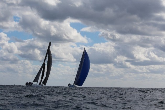 Wirth M Munro Ocean Race. Photo from Sailfish Club of Florida.