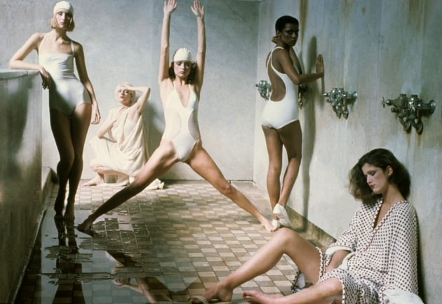 Deborah Turbeville, American Vogue, May 1975 © 1975 Condé Nast