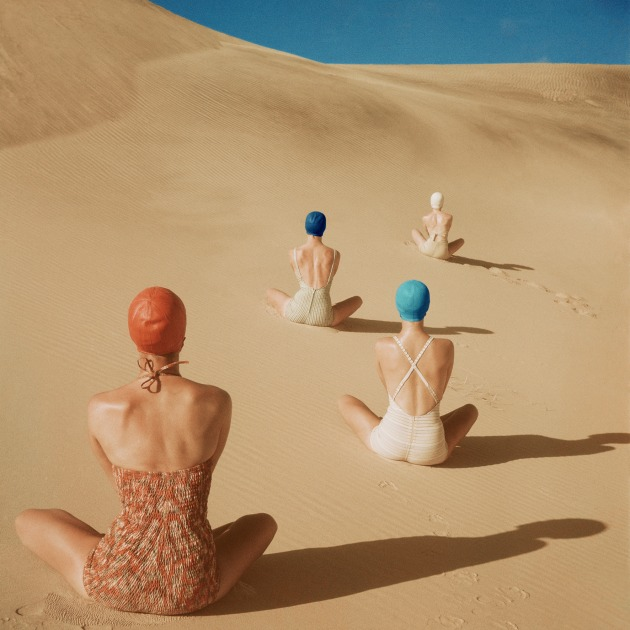 Clifford Coffin, American Vogue, June 1949 © 1949 Condé Nast