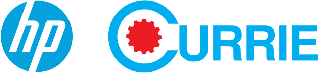 HP Currie logo
