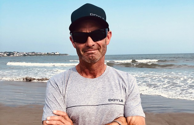 David Armitage joins the Doyle Sails global design team.