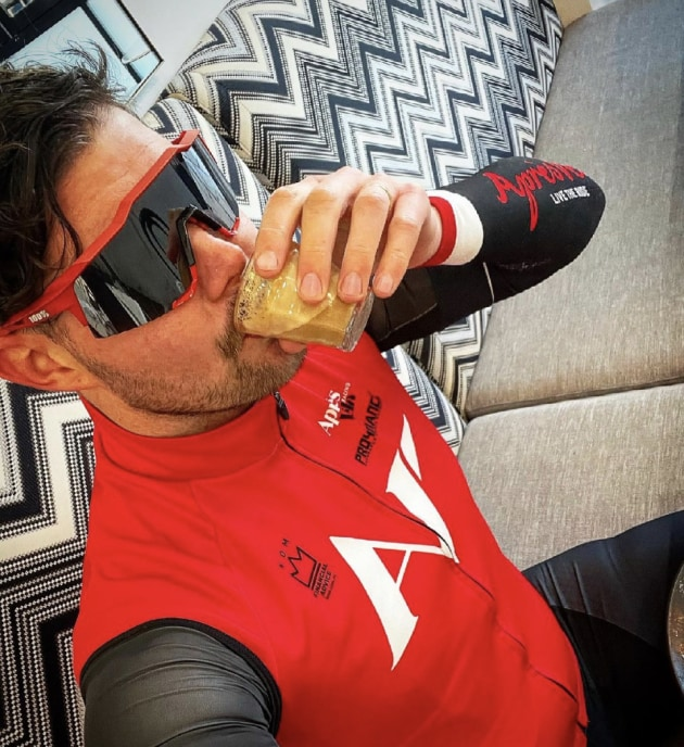 Nick enjoys his coffee just about as much as he loves his cycling. You can follow him on Instagram via @The coffee_cycleguy