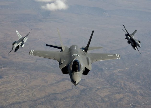 Australia will receive 8 F-35s this year. Credit: Lockheed Martin