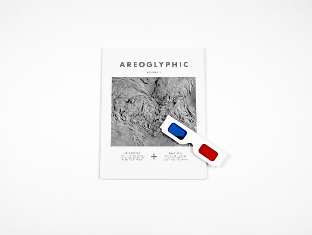 AREOGLYPHIC by Chloe Ferres.