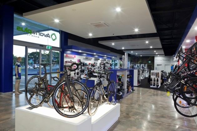 Avantiplus Rolling Out New High Level Concept Stores - Bicycling Trade fe6c338ef