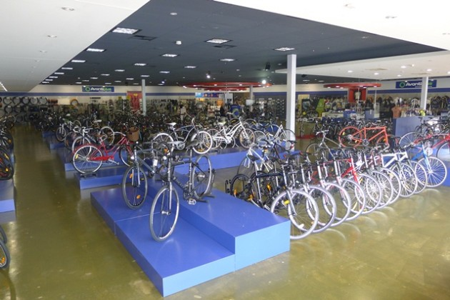 Is This Australia s Best Avantiplus Store  - Bicycling Trade 2133c9bc1