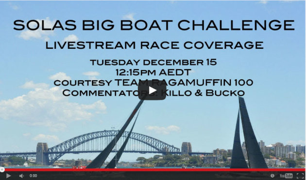 Big Boat Challenge Live Feed