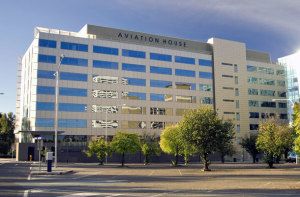 Aviation House: CASA's headquarters in the Canberra suburb of Woden. (Bidgee)