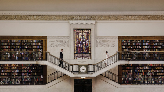 Untitled. Shot at the State Library of NSW. © Kelly Tunney.